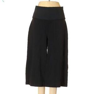 Lululemon Gaucho Fold Over Waist Pants Sz 10